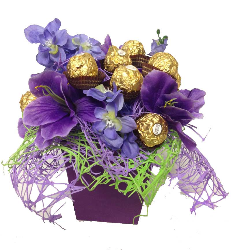 Bulgaria florist chocolate bouquets flowers delivery