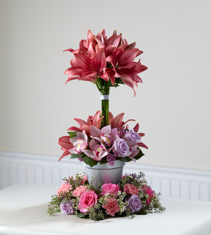 Towering Beauty Arrangement