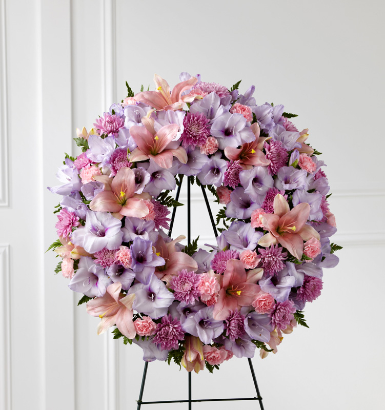 Sleep in Peace Wreath