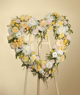 Love Eternal Wreath