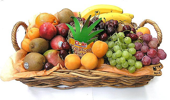 Bulgaria florist fruit cheese gourmet gift baskets flowers bgfb 1267 fresh fruit gourmet gift basket negle Gallery