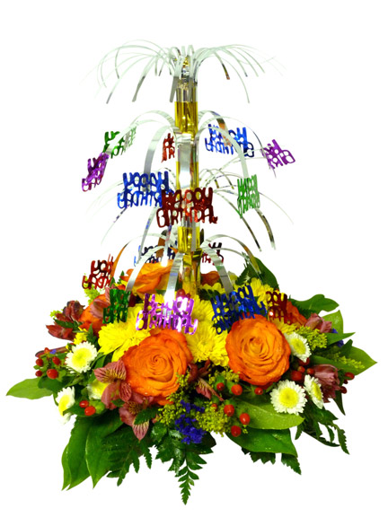 The Lively Celebration Arrangement