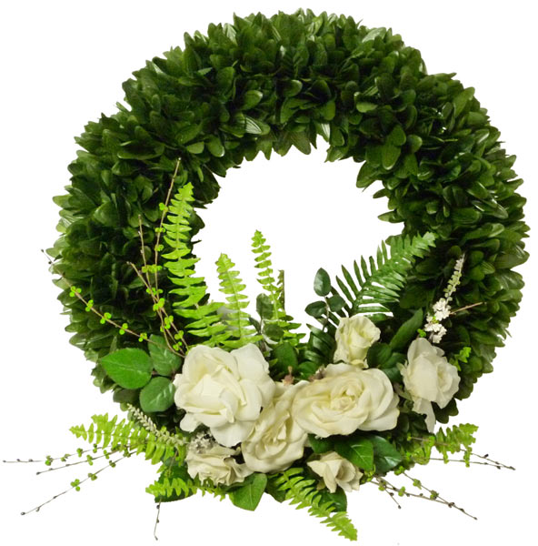 Bulgaria florist artificial flowers plants flowers delivery modern silk wreath mightylinksfo